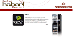 Preview of haberl-automaten.at
